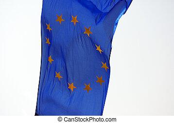 Flag of EU