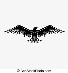 eagle vector design template