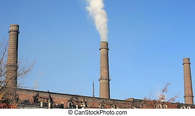 Air pollution Power plant
