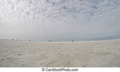 Sarasota Beach Time Lapse - Florida Sarasota Beach Time...
