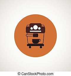 Coffee vector design - Coffee vector design. Coffeemaker...