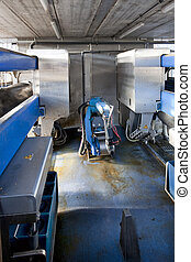 Milking robot