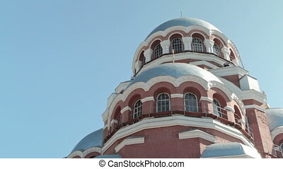 Spaso-Preobrazhensky Cathedral in the city of Nizhny...