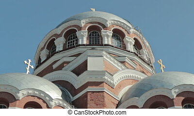 Spaso-Preobrazhensky Cathedral in the city of Nizhny...