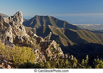 Walking the GR-249 - Andalucia in Spain: walking the Gran...