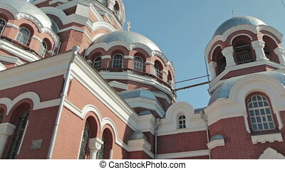 Spaso-Preobrazhensky Cathedral in the city of Nizhny Novgorod
