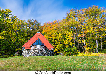 Small chapel in Vermont