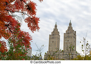 San Remo during the fall season - San Remo apartments...