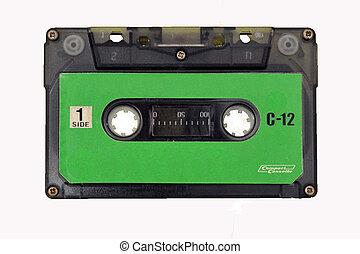 Cassette tape - Cassette