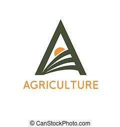 agriculture monogram