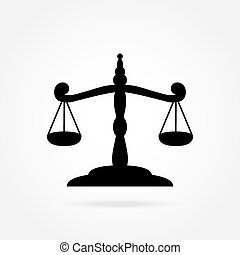 Scales of Justice icon