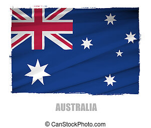 Australia - national flag of Australia