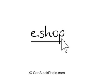 e-shop - web link