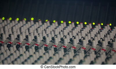 Professional Studio Equipment with Sound Controller and...