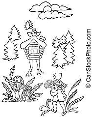 fabulous sketches