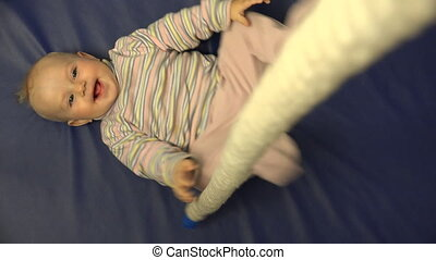 10 Months Old Baby Sport Time Activity - 10 Months Old Baby...