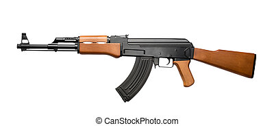 asalto,  ak-47,  rifle