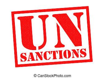 ONU, sanciones,
