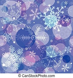 Seamless christmas pattern - Seamless colorful christmas...