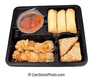 Pack Of Chinese Dim Sum Snacks - Pack of Chinese dim sum...