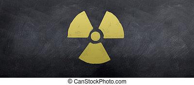nuclear, símbolo