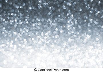 New Year shiny background. Abstract silver background with...