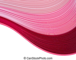 background with paper for quilling - abstract background...