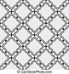 Black seamless pattern - Simple black seamless wallpaper...
