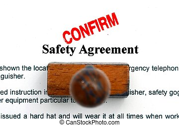 Safety agreement