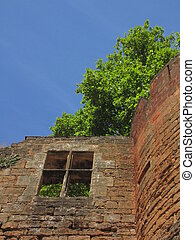 Remparts, window,