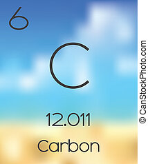 Periodic Table of the Elements Carbon - The Periodic Table...