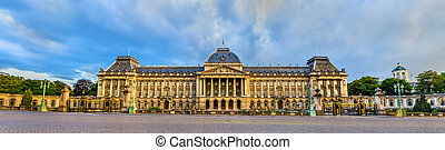 The Royal Palace of Brussels - Belgium