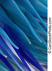 Murano glass - a detail of Murano glass