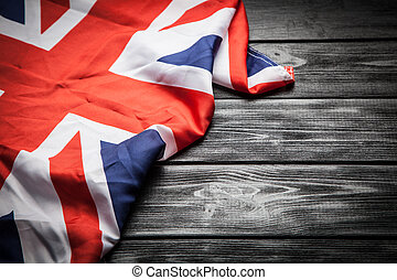 Flag of Great Britain - Flag of the United Kingdom of Great...