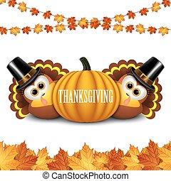 Turkeys for Thanksgiving