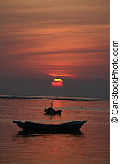 ASIA INDONESIA BALI NUSA LEMBONGAN SEAWEAD PLANTATION -...