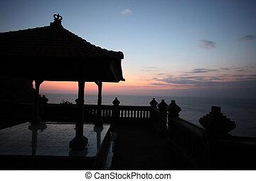 ASIA INDONESIA BALI ULU WATU TEMPLE - the temple of Ulu Watu...