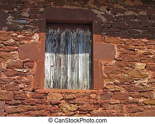 Window, Barn