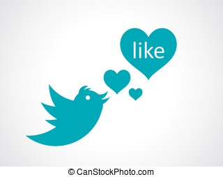 Heart like button