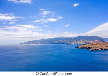 East Madeira - Ponta do Furado - East coast of Madeira...