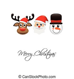 Illustration Vector Graphic Christmas for different purpose...