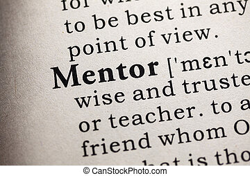 mentor - Fake Dictionary, Dictionary definition of the word...