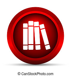 Books library icon
