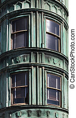 Flatiron buildings - Landmark for San Francisco Building -...