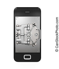 Mobile Security Concept