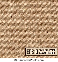 texture of burlap - Realistic texture of burlap, canvas...