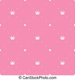Princess pink background - Princess vector pink background,...