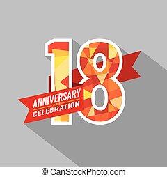 18th Years Anniversary Celebration. - 18th Years Anniversary...