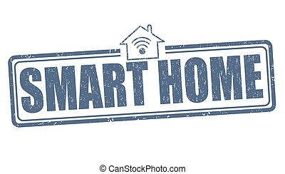 Smart home stamp
