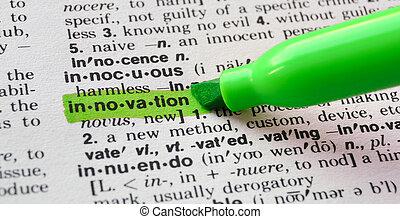 Innovation  Defined